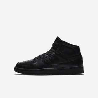 Nike Brandet Mænd Air Versitile Ii Sort Basketball Sneakers