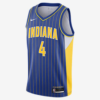 Indiana Pacers City Edition Nike NBA Swingman Jersey
