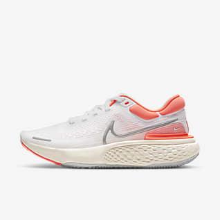 Nike ZoomX Invincible Run Flyknit Löparskor för hårt underlag för kvinnor