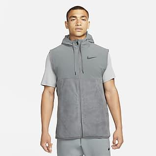 Nike Therma-FIT Chaleco de entrenamiento invernal para hombre