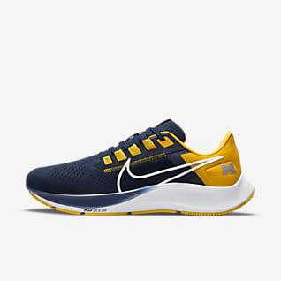 Nike College Air Zoom Pegasus 38 (Michigan) Calzado de running