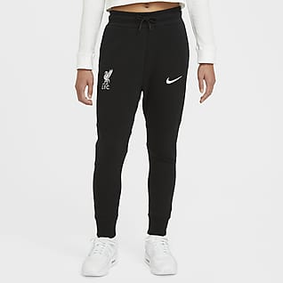 Liverpool FC Tech Fleece Pantaloni - Ragazzi