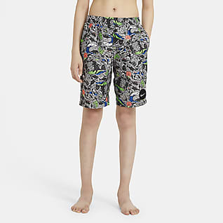Nike Shorts de baño de 20 cm para niño talla grande