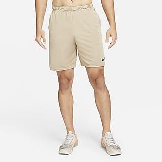 Nike Dri-FIT Męskie spodenki treningowe z dzianiny