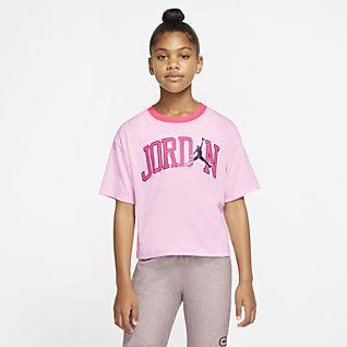 Piger Toppe og T shirts. Nike DK