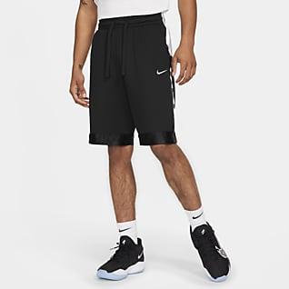 Nike Dri-FIT Elite Stripe Shorts de básquetbol para hombre