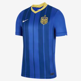 2021 赛季江苏苏宁主场球迷版 男子足球球衣