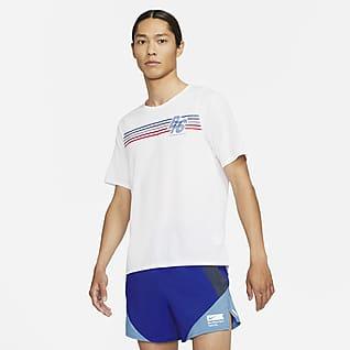 Nike Rise 365 BRS 男子短袖跑步上衣