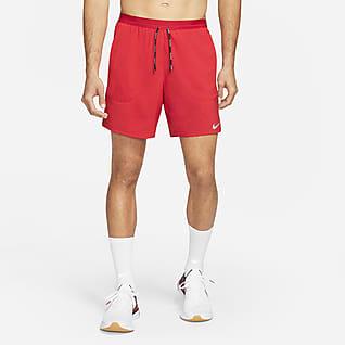 Nike Flex Stride Short de running avec sous-short intégré 18 cm pour Homme