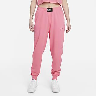 Nike Sportswear Calças com efeito lavado para mulher