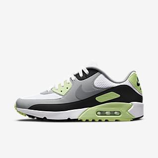 Nike Air Max 90 G 男/女高尔夫球鞋