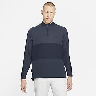 Nike Dri-FIT Vapor Ανδρική μπλούζα γκολφ με φερμουάρ στο μισό μήκος