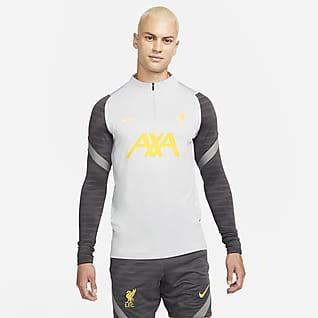 利物浦 Strike Nike Dri-FIT 男子足球训练上衣