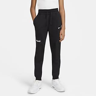Nike Air Bukser til store børn (drenge)