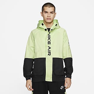 Nike Air Chamarra forrada con capucha para hombre