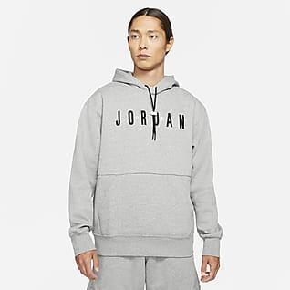 Jordan Jumpman Air Men's Graphic Fleece Pullover Hoodie