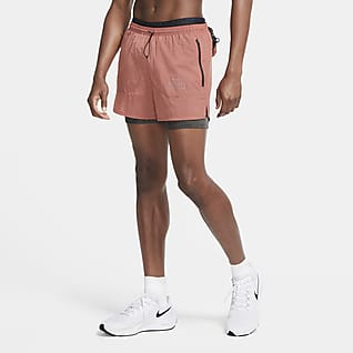 Nike Run Division Shorts de running 3 en 1 para hombre