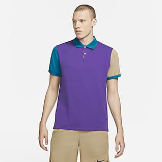 The Nike Polo Polo met aansluitende pasvorm