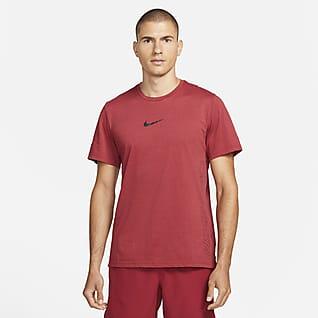 Nike Pro Dri-FIT Burnout Prenda para la parte superior de manga corta para hombre