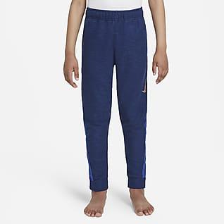Nike Yoga Dri-FIT Pantalones de entrenamiento para niño talla grande