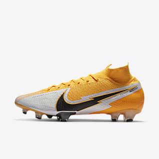 Orange Soccer Shoes. Nike.com