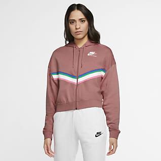 Nike Sportswear Heritage Women's Full-Zip Fleece