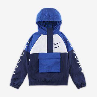 Nike 幼童连帽上衣