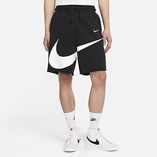 Nike Sportswear Swoosh 男子针织短裤