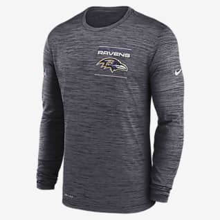 Nike Dri-FIT Sideline Velocity Legend (NFL Baltimore Ravens) Men's Long-Sleeve T-Shirt