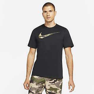 Nike Dri-FIT Graphic trenings-T-skjorte til herre