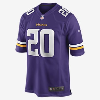 NFL Minnesota Vikings (Jeff Gladney) Men's Game Football Jersey