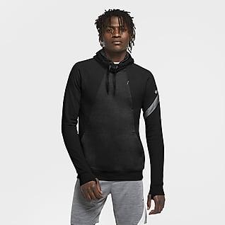 Nike Dri-FIT Academy Męska piłkarska bluza z kapturem