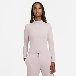 Nike Sportswear Swoosh Haut à manches longues pour Femme