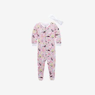 Cute Retro Style Czech Republic Silhouette Sleepwear Black Long Sleeve Cotton Rompers for Unisex Baby