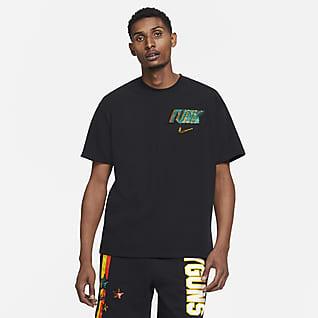 Nike Rayguns เสื้อยืดบาสเก็ตบอลผู้ชาย