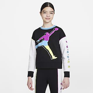 Jordan Camiseta para niña talla grande