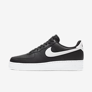Chaussures Air Force 1 Noires. Nike FR