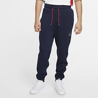 France Jordan Flight Pantalons de teixit Fleece - Home