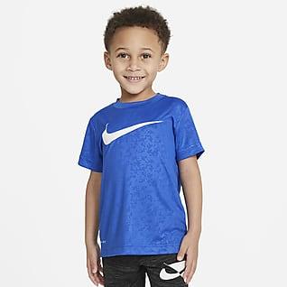 Nike Dri-FIT Playera estampada infantil