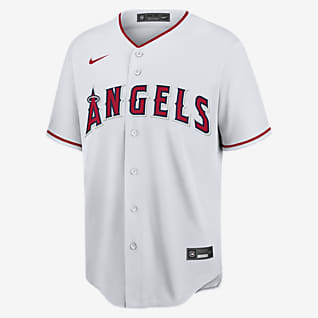 MLB Los Angeles Angels (Mike Trout) Men's Replica Baseball Jersey
