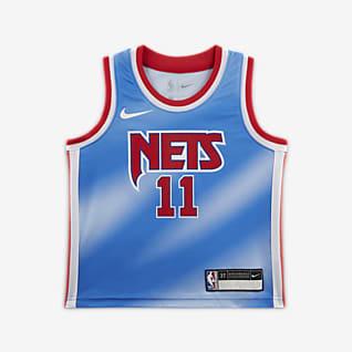 布鲁克林篮网队 (Kyrie Irving) Classic Edition Nike NBA Swingman Jersey 婴童球衣