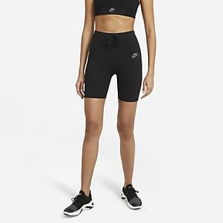 Nike Air Löpartights i shortsmodell för kvinnor