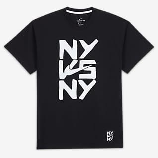 Nike Dri-FIT NY vs. NY Playera de básquetbol para hombre