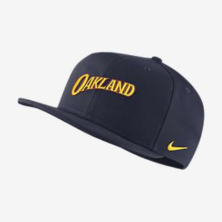Γκόλντεν Στέιτ Ουόριορς City Edition Καπέλο jockey Nike Pro NBA