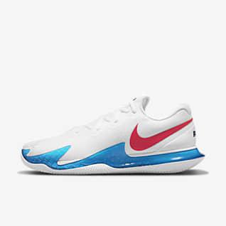 NikeCourt Air Zoom Vapor Cage4 Rafa Chaussure de tennis pour terre battue pour Homme