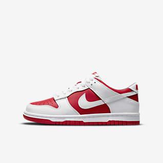Nike Dunk Low Big Kids' Shoes