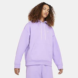 NikeLab Fleece Erkek Kapüşonlu Sweatshirt'ü