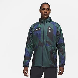 Tottenham Hotspur Grafikli Erkek Futbol Ceketi