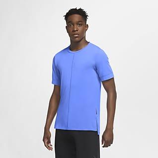Nike Yoga Dri-FIT Playera de manga corta para hombre