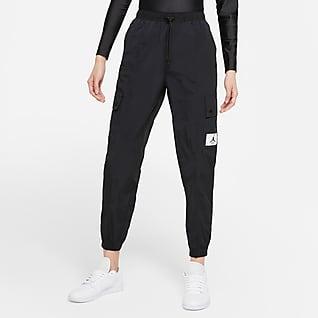 Jordan Essentials 女子梭织长裤